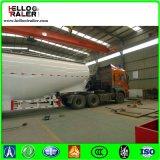 케냐에 있는 판매를 위한 공장 가격 3 차축 50cbm 시멘트 유조선 트레일러
