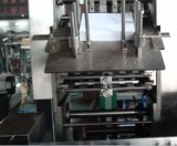 Jdz-100 blaren, Flessen, Flesjes, Buis, Zalf, Sachets, Injecties, Cosmetis, Condoom, Ampullen, de ploeg-Verpakte Horizontale Kartonnerende Machine van Producten