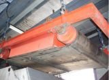 Separador magnético eletromagnético Self-Cleaning de refrigeração petróleo da correia da cruz da série de Rcdf