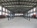 Storge Steel Structure / Steel Frame for Warehouse