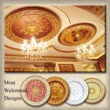 Ventes le premier médaillon artistique de plafond de picoseconde pour la décoration intérieure
