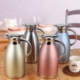Bac de café de vide de l'acier inoxydable 304, théière, bouilloire