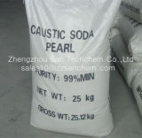 Fiocco della soda caustica 99% & NaOH della perla