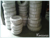 Boyau de teflon flexible résistant de température élevée