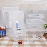 Casella di pranzo di plastica