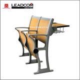 Mesa de salão de leitura da escola de Leadcom & cadeira, assento da leitura (LS-908MF)