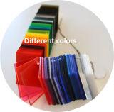 De directe Vervaardiging van de Fabriek goot AcrylBlad, Plexiglas en Pmma- Blad