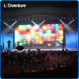 Arrendamento grande interno para eventos, conferência do indicador de diodo emissor de luz da cor cheia, partidos