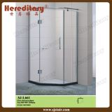 Стекло приложения ливня рамки сплава алюминиевое в ванной комнате (SJ-L661)