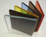 Steifes Oberflächenplexiglas-Blatt-löschen 4 ' x8 3mm 6mm für Bildschirmanzeige-Regal