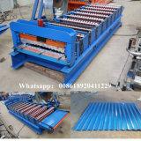 Máquina de rolamento de aço da folha da telhadura