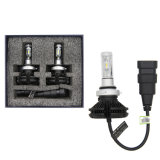 Indicatore luminoso dell'automobile del kit 6500k LED di conversione del faro della lampadina X3 9006 Hb4 LED dell'automobile LED per l'indicatore luminoso automatico 50W 6000lm del LED