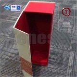敏感で堅いギフト用の箱のワインボックス板紙箱