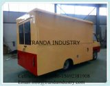 Gasolina Churros Bubble Tea Kiosk Truck Refrigerated Cupcake Kiosk