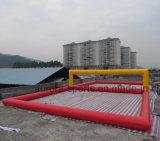 قابل للنفخ كرة الطائرة مجال [وتر سبورت] لعب لأنّ بالغ قابل للنفخ شاطئ [فولّبلّ كورت]