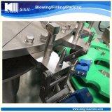 Máquina de la bebida de la máquina de rellenar del agua de botella de cristal