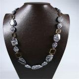 새로운 디자인에 의하여 살포된 형식은 귀걸이 팔찌 목걸이 형식 보석을 구슬로 장식한다