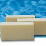 Штанга мыла прачечного дешевого качества белая