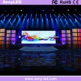 Die-Casting индикаторная панель полного цвета СИД для видеоего рекламируя для Rental