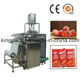 Empaquetadora automática de /Sauce de la empaquetadora de la salsa de tomate
