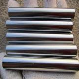 Varinha do molibdênio, molibdênio Polished Ros da superfície 99.95% para o campo do calor da safira