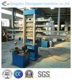 Machine de vulcanisation de plancher en caoutchouc de qualité