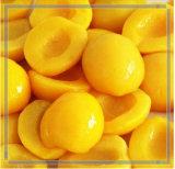 a especificação 425g enlatou pêssegos no tipo enlatado xarope dos pêssegos