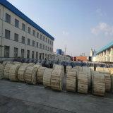 24 instalaciones de cable de fibra óptica de la base ADSS junto con el cable de transmisión