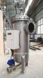 Filtro automático de alta pressão da escova