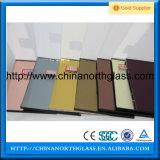 4mm 5mm 6mm 8mm 10mm 12mm farbiges Glas-Blatt-Fenster-Glas