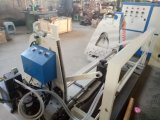 Volle automatische heiße Schmelzanhaftende Kraftpapier-Lochstreifenbeschichtung-lamellierende Maschine