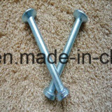 Galvanizado de elevación del pie de anclaje esférico cabeza de anclaje Fácil de elevación del ancla (7T)