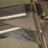 Подгонянные изготовления Wedling тяжелого изготовления металлического листа стальные
