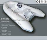 Gebruikt pvc /Hypalon van de Vissersboot (h-Venus 2.93.6m)