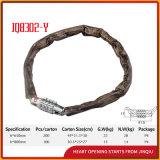 Jq8302-Y Sicherheits-Kennwort-Fahrrad-Verschluss-Motorrad-Verschluss mit Belüftung-Deckel