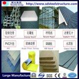 Prefabricada de acero de construcción prefabricada-oficina-casa prefabricadas