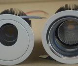 5W 10W 15W 20W LED Downlight para la iluminación interior/comercial (LWZ230)
