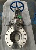 """API600鋳造物鋼鉄ステンレス鋼Dn65 Class150のゲート弁(Z41W-150LB-21/2 """")"""
