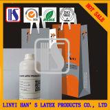 Pegamento adhesivo líquido blanco del compuesto de lacre del surtidor de China para la bolsa de papel