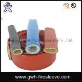 Mangueira hidráulica de alta pressão de friso da máquina da luva do fogo