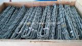 Сжатия ванты струбцины тупика спирально для кабеля ADSS/Opgw