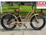 Bicyclette électrique de Serise de batterie au lithium et de plage