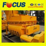 Misturador concreto da melhor qualidade, misturador concreto Js750 do eixo 750L gêmeo