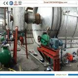 Plástico à pirólise do recicl de energia e à planta 12tpd de Disitllation