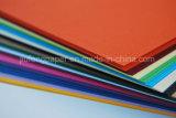 Papel compensado del gran de la pulpa de madera papel puro del color