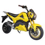 Motocicleta elétrica do poder grande