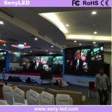 Visualización de LED publicitaria video P3.91 para los acontecimientos de alquiler