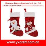Cargador de la decoración de la Navidad (ZY16Y244-1-2) para el día de la Navidad