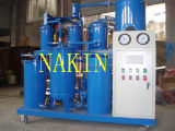 Cer-Bescheinigung verwendete Schmieröl Re-Raffinierung Reinigungs-Maschine und Turbine-Öl-Reinigungsapparat