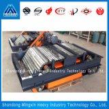 Separatore magnetico permanente della cinghia d'acciaio dell'armatura di Rcyk/ferro carboniero della macchina e fabbrica d'acciaio